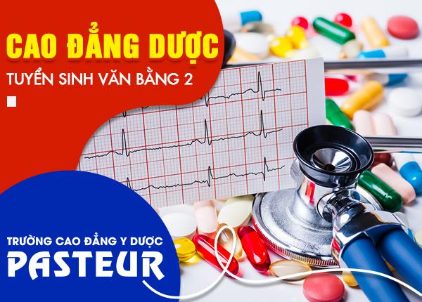 Tuyen Sinh Van Bang 2 Cao Dang Duoc Pasteur 24 10