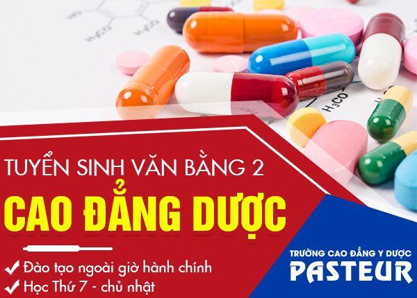 Tuyen Sinh Van Bang 2 Cao Dang Duoc Pasteur 27 9