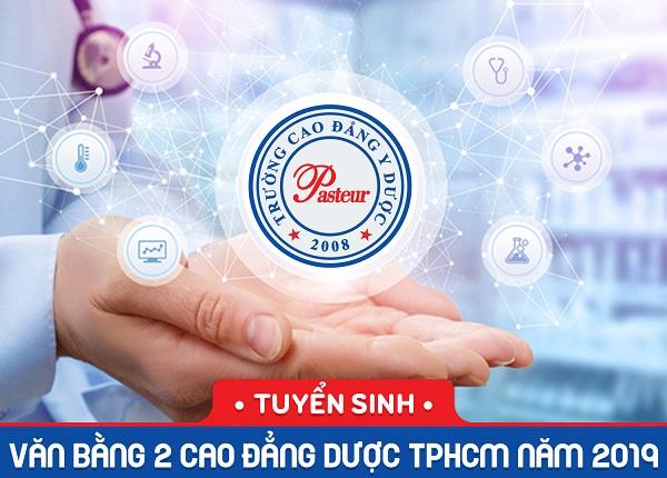 Tuyen Sinh Van Bang 2 Cao Dang Duoc Tphcm Nam 2019 1