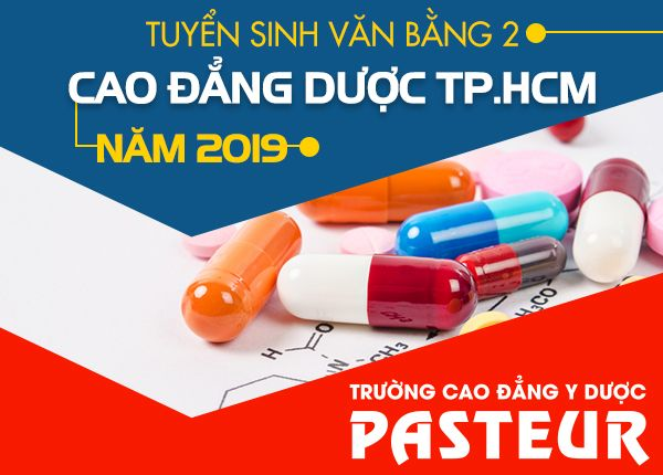 Tuyen Sinh Van Bang 2 Cao Dang Duoc Tphcm Pasteur 24 9