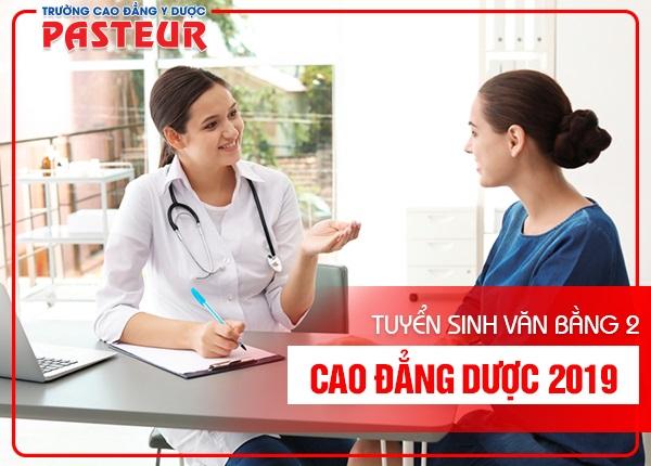 Tuyen Sinh Van Bang 2 Cao Dang Y Duoc Pasteur 12 3