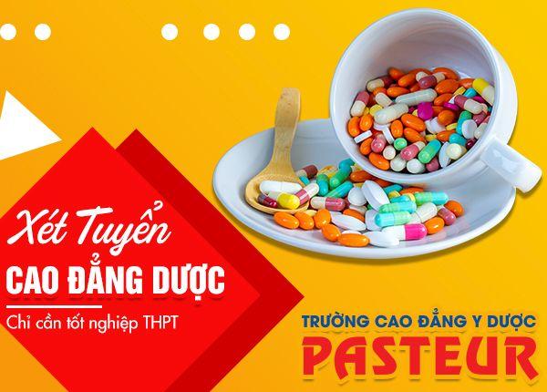 Xet Tuyen Cao Dang Duoc Pasteur 19 10