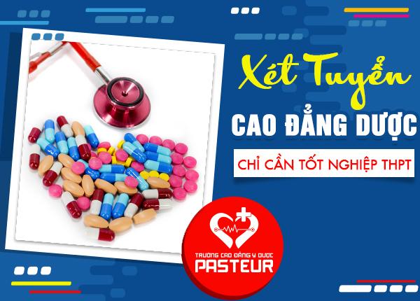 Xet Tuyen Cao Dang Duoc Pasteur 25 10