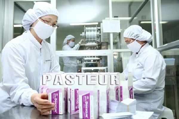 Sinh viên Cao đẳng Y Dược Pasteur TPHCM chia sẻ trải nghiệm thực tập công ty Dược
