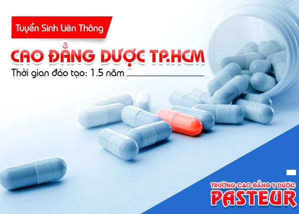 Tuyen Sinh Lien Thong Cao Dang Duoc Tphcm Khong Can Chung Chi Hanh Nghe
