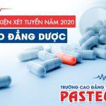 Học Cao đẳng Dược HCM năm 2020 không cần thi tuyển