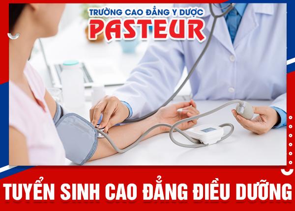 Tuyen Sinh Cao Dang Dieu Duong Pasteur 28 10