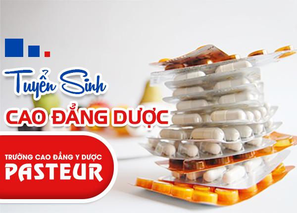 Tuyen Sinh Cao Dang Duoc Pasteur 17 9 2019