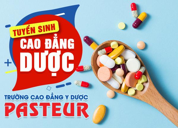 Tuyen Sinh Cao Dang Duoc Pasteur 31 10
