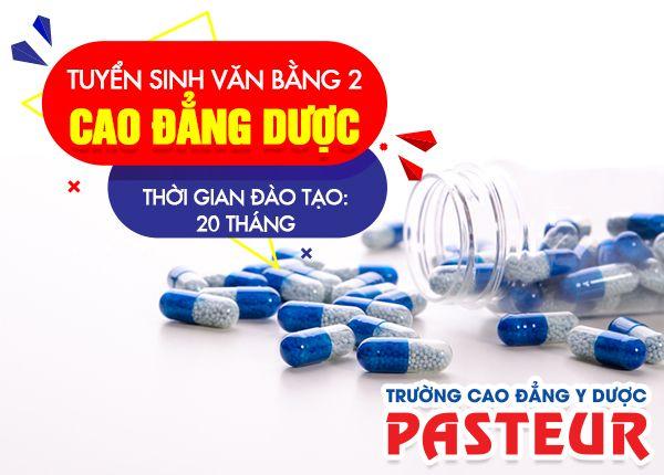 Tuyen Sinh Van Bang 2 Cao Dang Duoc Pasteur 17 11