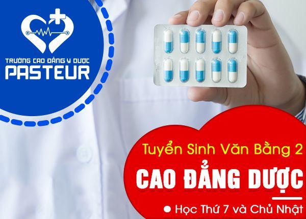 Tuyen Sinh Van Bang 2 Cao Dang Duoc Pasteur 7 11