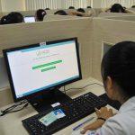 Chuyển sang thi trắc nghiệm Toán thpt quốc gia điểm liệt điểm 0 giảm mạnh