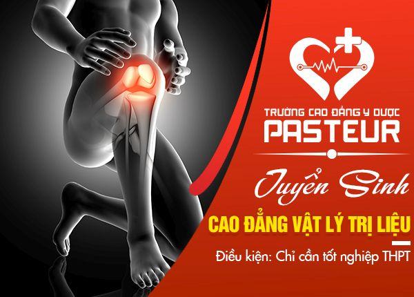 Tuyen Sinh Cao Dang Vat Ly Tri Lieu Pasteur 18 12