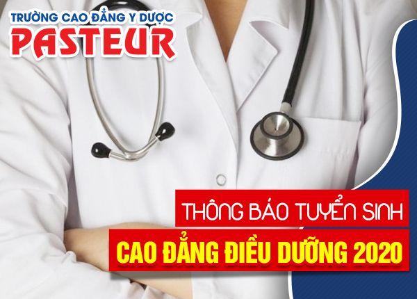 Thong Bao Tuyen Sinh Cao Dang Dieu Duong Pasteur 14 2