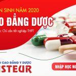 Mã ngành Cao đẳng Dược tại TPHCM năm 2020