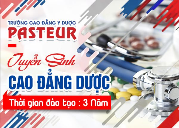Tuyen Sinh Cao Dang Duoc Pasteur 15 2