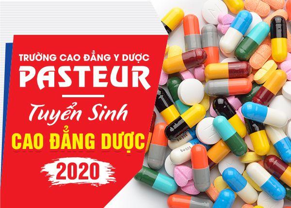Tuyen Sinh Cao Dang Duoc Pasteur 20 2
