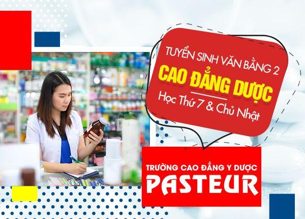 Tuyen Sinh Van Bang 2 Cao Dang Duoc Pasteur 29 11