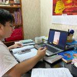 Nghỉ dài vì dịch nhiều trường lên kế hoạch dạy online cho học sinh