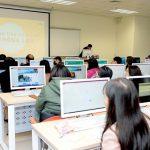 Sau học sinh cấp 3 trường ĐH đã bắt đầu dạy trực tuyến tránh Corona