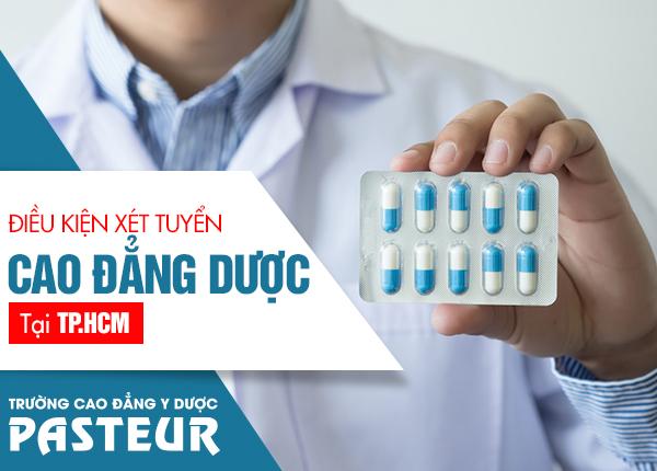 Dieu Kien Xet Tuyen Cao Dang Duoc Tai Tphcm Pasteur 28 3