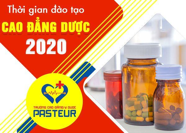 Thoi Gian Dao Tao Cao Dang Duoc Pasteur 29 10