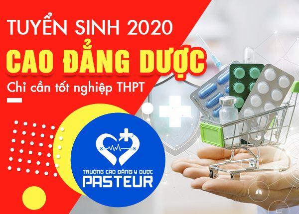 Tuyen Sinh 2020 Cao Dang Duoc Pasteur 1 11