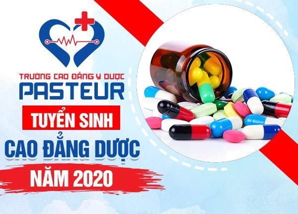 Tuyen Sinh Cao Dang Duoc Pasteur 13 3