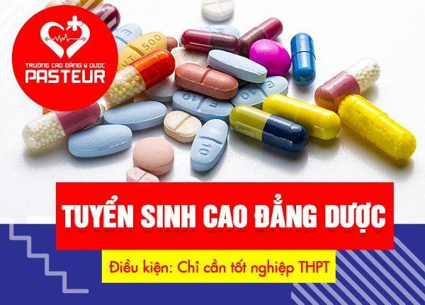 Tuyen Sinh Cao Dang Duoc Pasteur 19 11