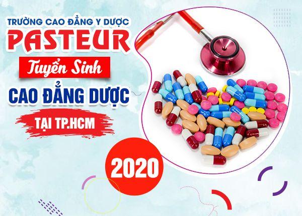 Tuyen Sinh Cao Dang Duoc Pasteur 20 3