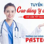 Trường Cao đẳng Y dược Pasteur thông báo khai giảng năm học 2020