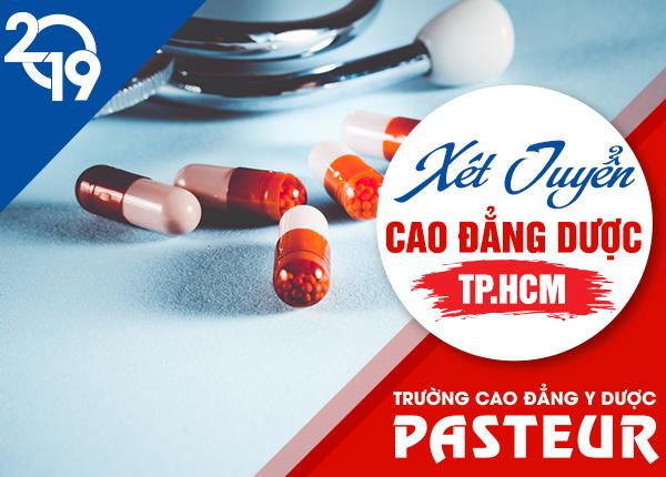 Xet Tuyen Cao Dang Duoc Tphcm Pasteur 24 7
