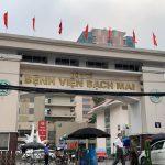 Ghi nhận thêm 2 ca nhiễm Covid-19, Bệnh viện Bạch Mai chính thức tạm ngừng đóng cửa