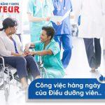 Ngành Điều dưỡng mang đến sự hấp dẫn trong công việc cùng mức lương