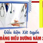 Chương trình đào tạo Cao đẳng Điều dưỡng – Trường Cao đẳng Y dược Pasteur năm 2020