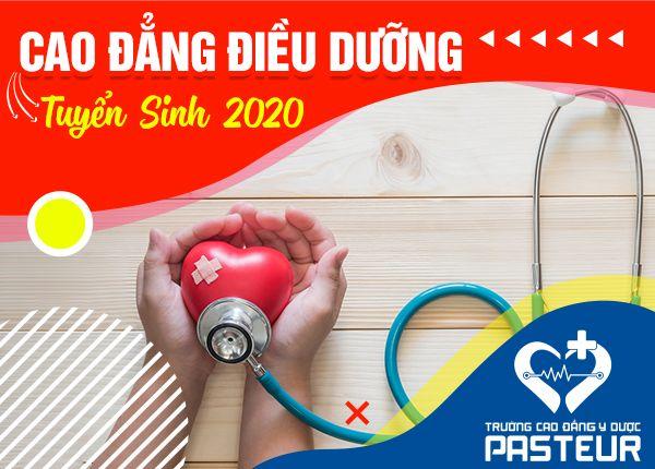 Học Liên thông Cao đẳng Điều dưỡng năm 2020 chỉ cần có bằng Trung cấp Y dược