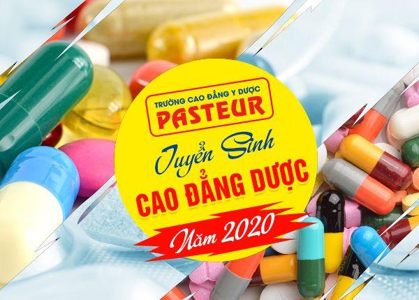 Tuyen Sinh Cao Dang Duoc Pasteur 3 4