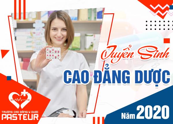 Tuyen Sinh Cao Dang Duoc Pasteur 5 12