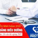 Thời gian nhập học Cao đẳng Điều dưỡng năm 2020
