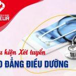 Cao đẳng Điều dưỡng chính quy tư vấn tuyển sinh năm 2020