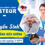 Trường Cao đẳng Y Dược Pasteur có mấy đợt tuyển sinh Cao đẳng Điều dưỡng năm 2020?
