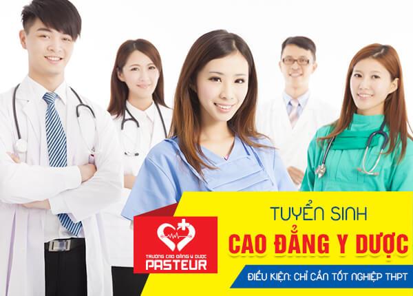 Tuyen Sinh Cao Dang Y Duoc Pasteur 25 2