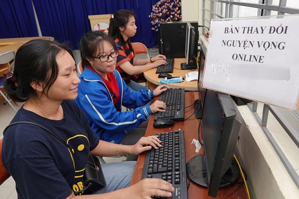Dieu Chinh Nguyen Vong 2020