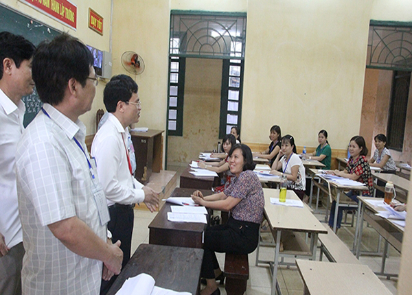 Giao Ky Thi Tot Nghiep 2020 Cho Dia Phuong La Hop Ly 2