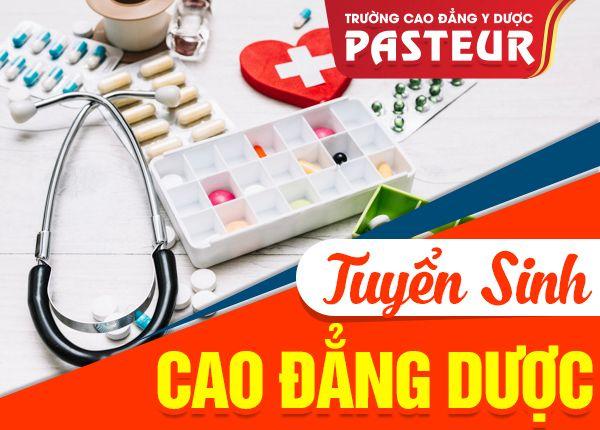 Tuyen Sinh Cao Dang Duoc Pasteur 10 6