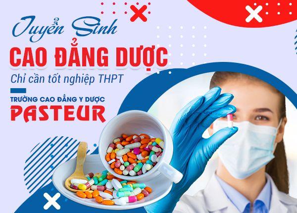 Tuyen Sinh Cao Dang Duoc Pasteur 13 6 2020