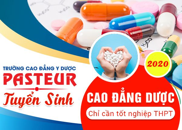 Tuyen Sinh Cao Dang Duoc Pasteur 19 6