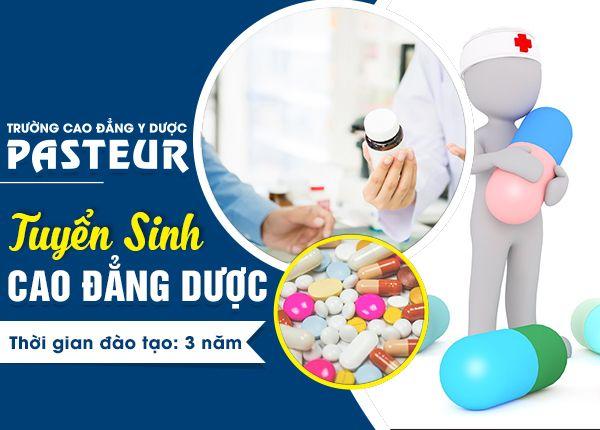 Tuyen Sinh Cao Dang Duoc Pasteur 3 6