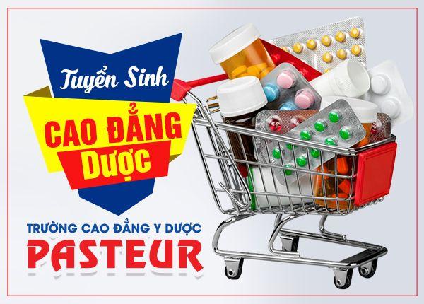Tuyen Sinh Cao Dang Duoc Pasteur 6 6 2020