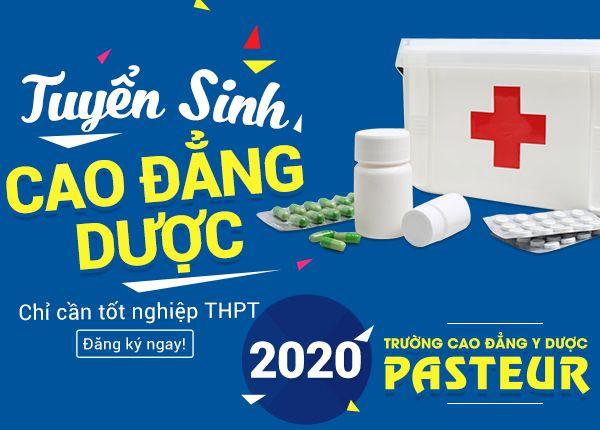 Tuyen Sinh Cao Dang Duoc Pasteur 6 6